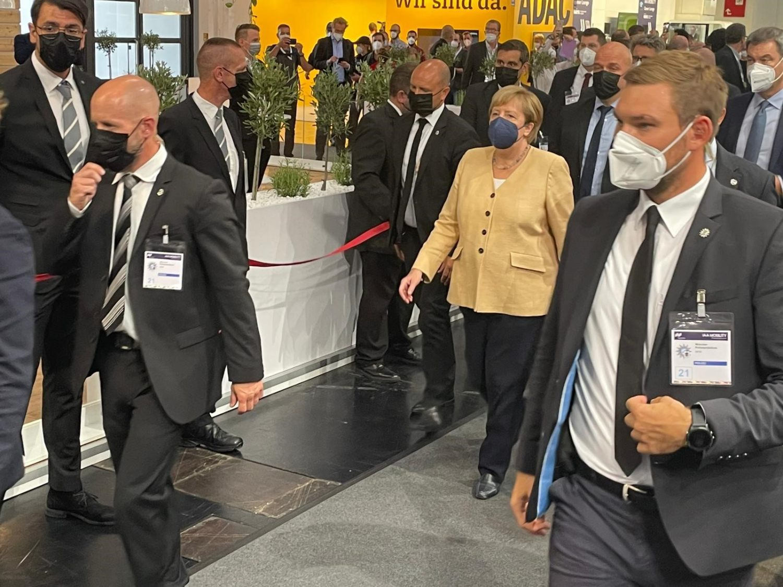 Ankunft-Angela-Merkel