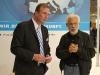Dr. Thorsten Gaitzsch im Gespräch mit dem Botschafter der Republik Honduras