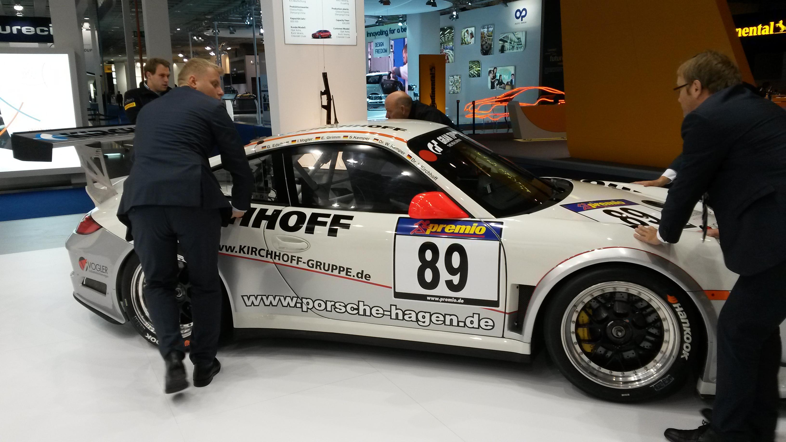 Guten Morgen Frankfurt Kirchhoff Automotive