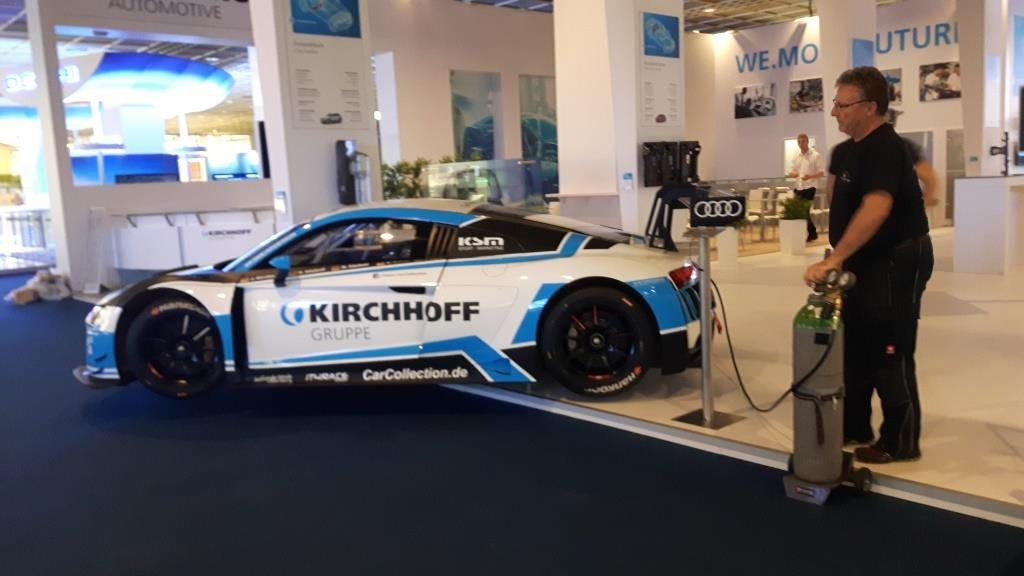 KIRCHHOFF Automotive trade fair blog